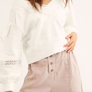 "FREE PEOPLE ""Sabrina Pullover Sweater"" NWT !"
